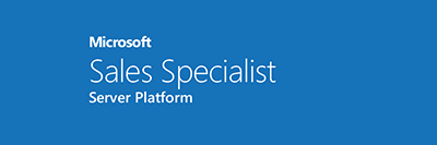 Microsoft Silver Partner – Sales Specialist